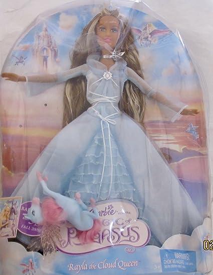 Amazon.com: Barbie y la magia de Pegasus rayla La Nube ...