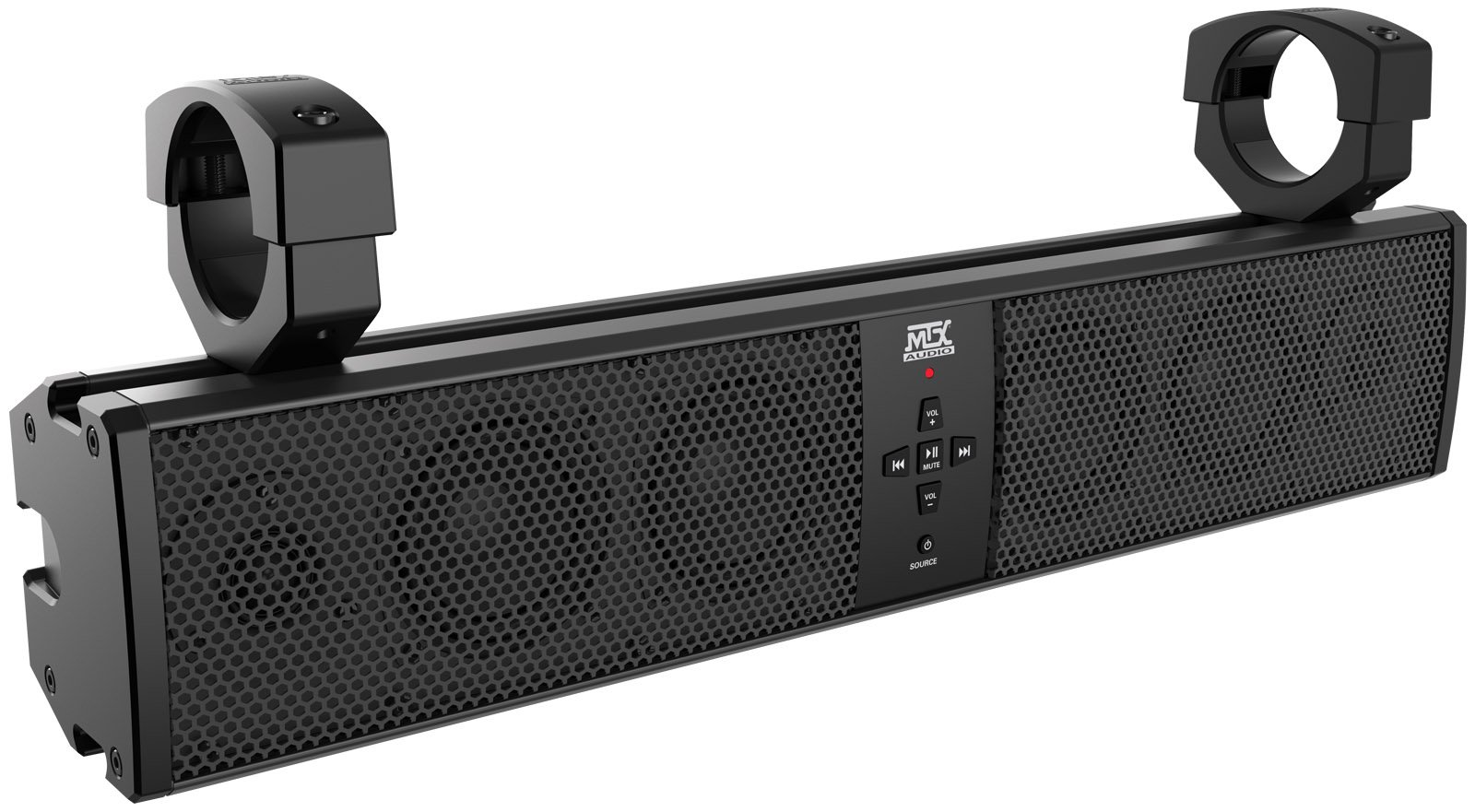 MUD6SPBT Universal 6 Speaker All Weather Sound Bar for Boats, Bikes & ORV - by MTX