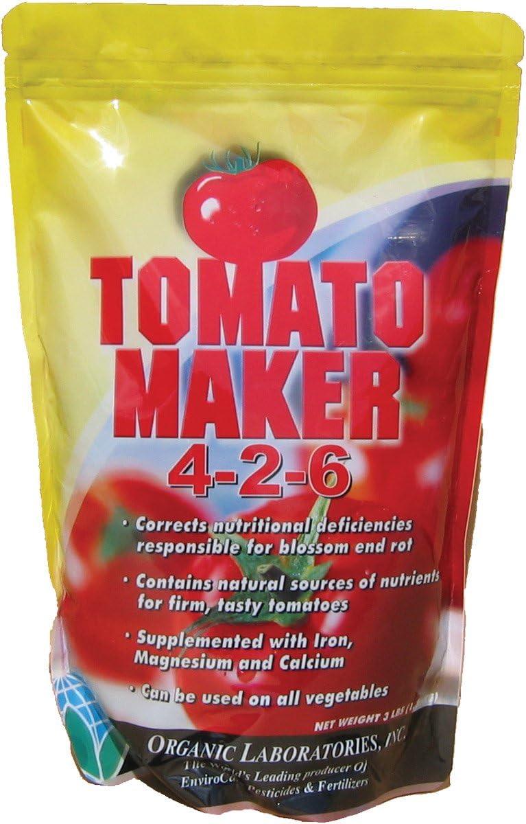 Organic Laboratories Lab Number-3 Tomato Maker Blossom End Rot Prevention - OLTOMF
