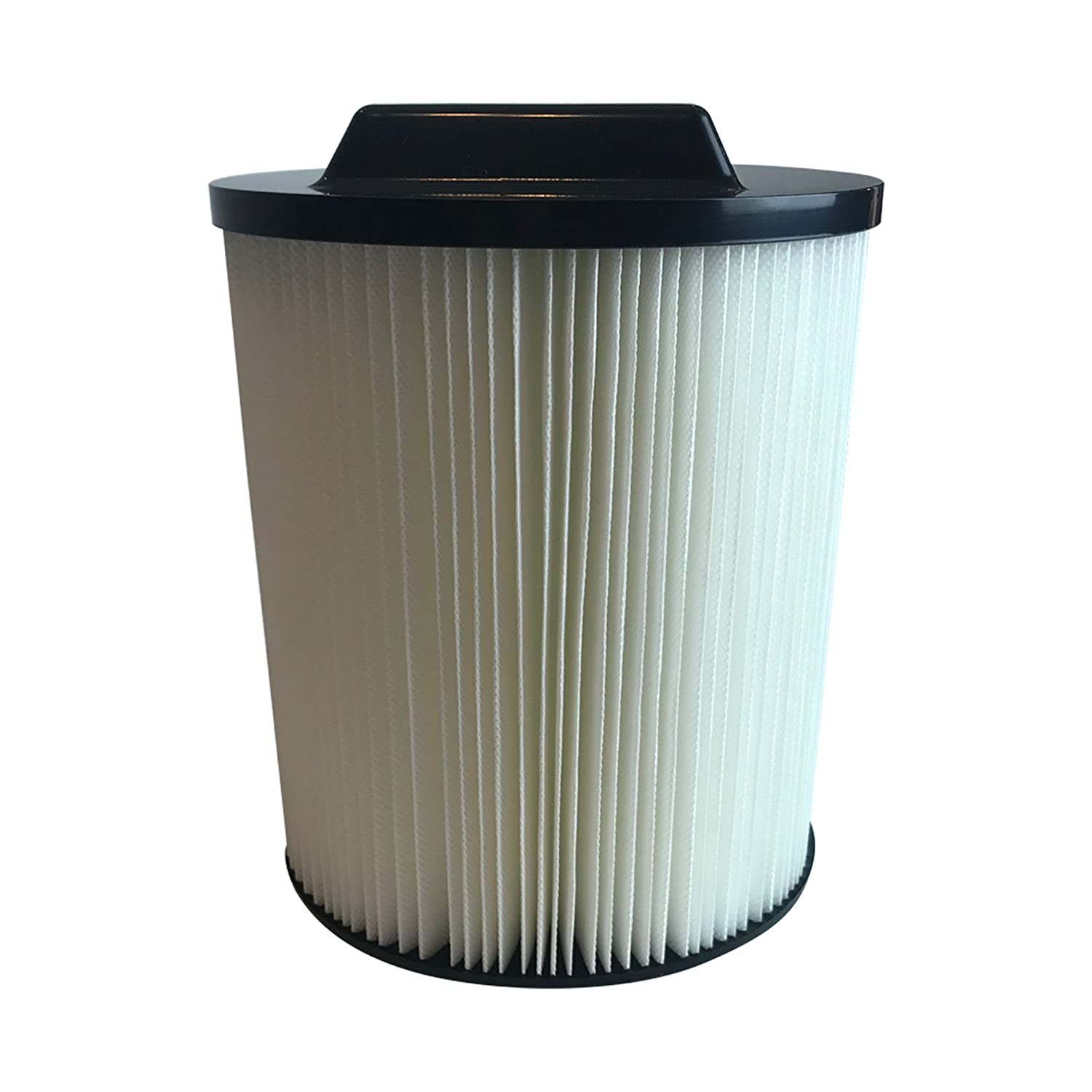 Crucial Vacuum Washable Wet/Dry Filter, Fits Rigid VF4000, Models 5 to 20-Gallon Ridgid Wet/Dry Vacs, Compare to Part No.72947 609722029995