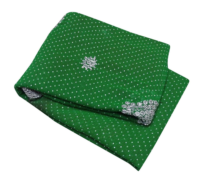 Indische frauen bestickte partei tragen traditionelle dupatta lange chunni wrap stola EMBDP110