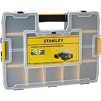 Stanley Gereedschap-organizer Sortmaster (43 x 9 x 33 cm, binnenverdeler aanpasbaar, tot 1024 configuraties mogelijk…