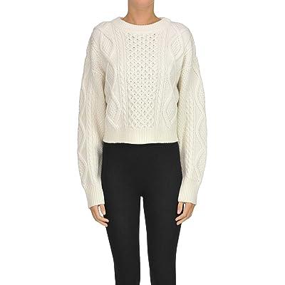 3.1 Phillip Lim Luxury Fashion Mujer MCGLMGP000006058I Blanco Suéter | Temporada Outlet: Ropa y accesorios