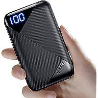 Eafu 6000mAh Dual 3A High-Speed Power Bank with USB C Output & Flashlight