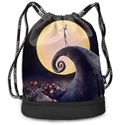 Amazon.com: The Nightmare Before Christmas - Mochila con ...