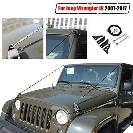 Auto Replacement Parts Back To Search Resultsautomobiles & Motorcycles For Jeep Wrangler Jk 2007-2018 Limb Riser Kit Obstacle Eliminate Rope Protector Deflect Low Hanging Branches Brush