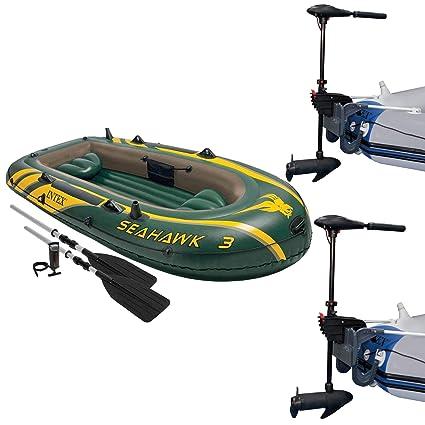 Amazon.com: Intex Seahawk - Juego de barcos hinchables para ...