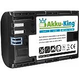 Akku-King(20111944) batería Li-Ion 2000 mAh para Canon EOS 6D