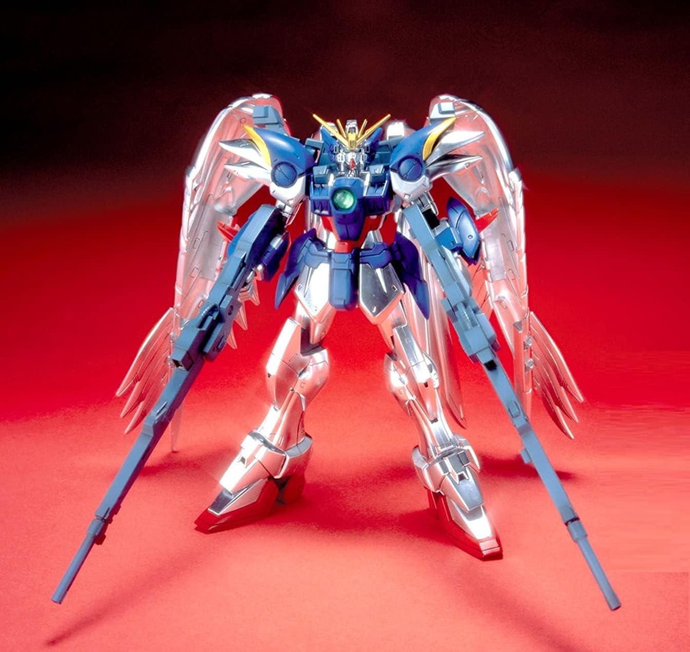 Bandai New Free Shipping Cheap SALE Start Hobby EW-S W-Gundam Special Custom Operation Zero