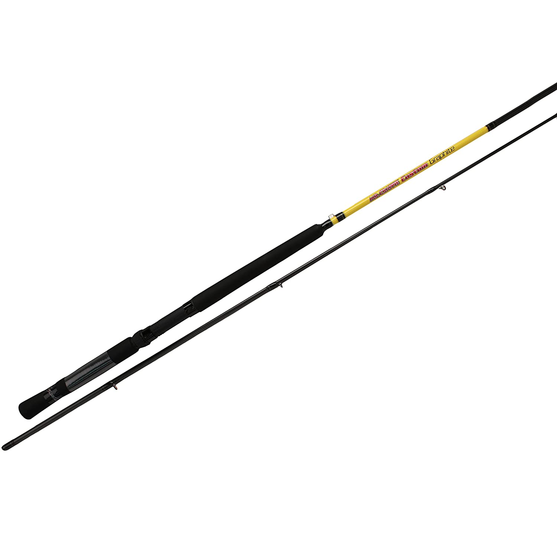 Lew s Fishing Slab Shaker Custom Graphite Rod