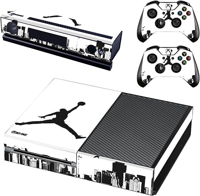 LAmazo Pegatinas Protectoras de Vinilo para Microsoft Xbox One Best Sport Fans American Football Basketball Baseball Style Xbox One: Amazon.es: Deportes y aire libre