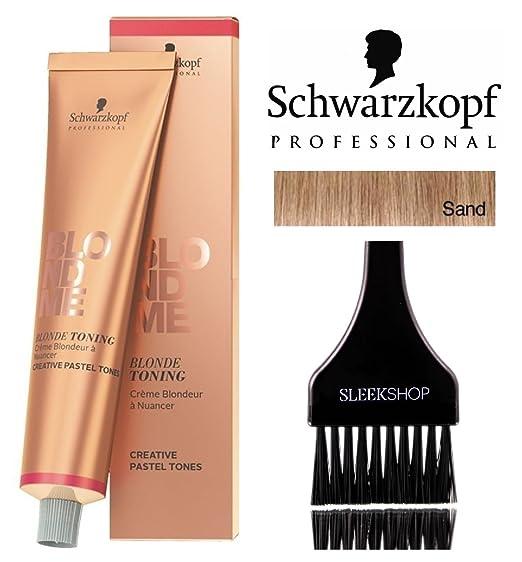 Schwarzkopf Professional Blond Me Blonde Toning for Sand