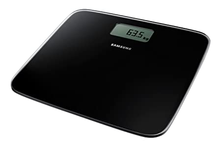 Samsung ei-hs10 Black Electronic Personal Scales - Bathroom Scale