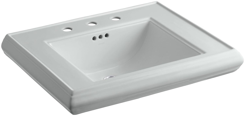 Kohler K 2259 8 7 Memoirs Pedestal Bathroom Sink Basin With 8