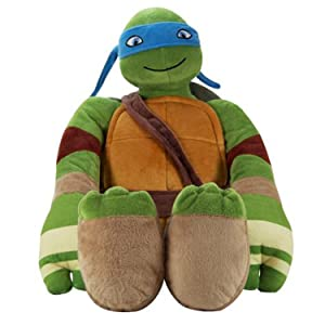 Nickelodeon Teenage Mutant Ninja Turtles Leonardo Pillow Buddy