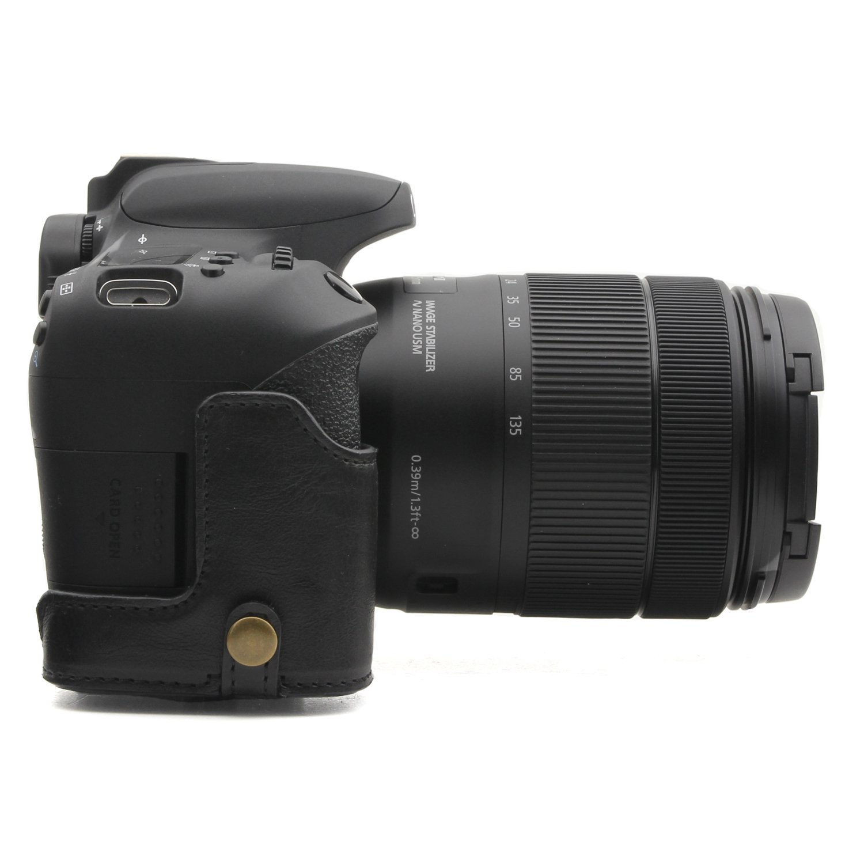 Megagear Canon Eos Rebel T7i 800d Kiss X9i 77d Kamera Kit 18 135mm Is Stm Paket