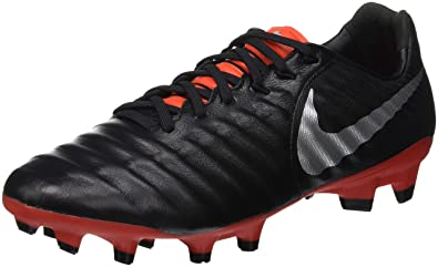 41360646b7e1 Nike Legend 7 Pro FG Men Soccer Cleats-Black Orange Size  5.5