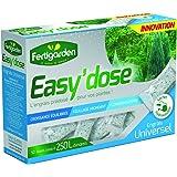Engrais Easy'dose Universel - Tomates - Fraisiers - Plantes aromatiques - Potager  Balcon - 50 sachets monodoses hydrosolubles