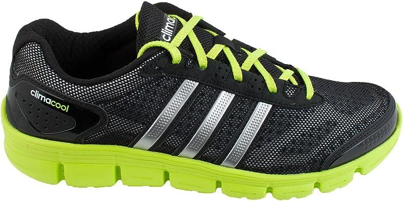 adidas D66261 - Zapatillas de Running de competición de Tela Hombre, Color Negro, Talla 46 2/3 EU: Amazon.es: Zapatos y complementos