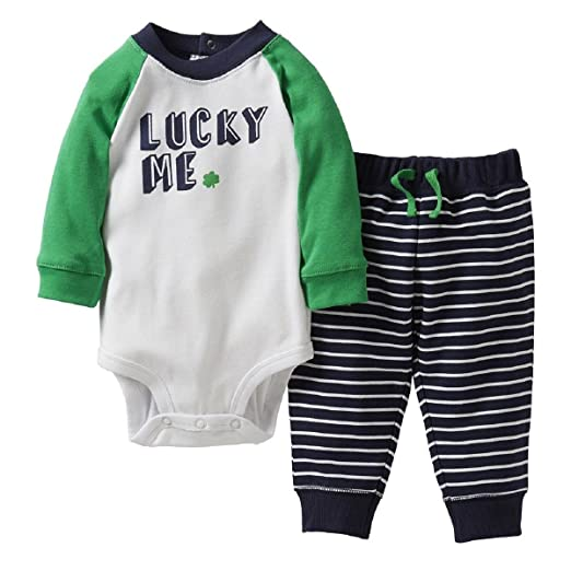 8a97f96d29 Amazon.com  Carter s Baby Boy s