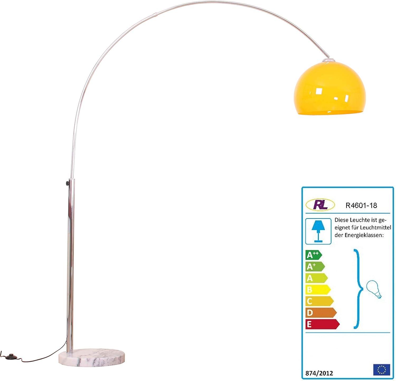 Mendler Reality|Trio ogenlampe Lounge Deal, Höhe: 2,06m, Schirm: 40cm ~ orange Orange