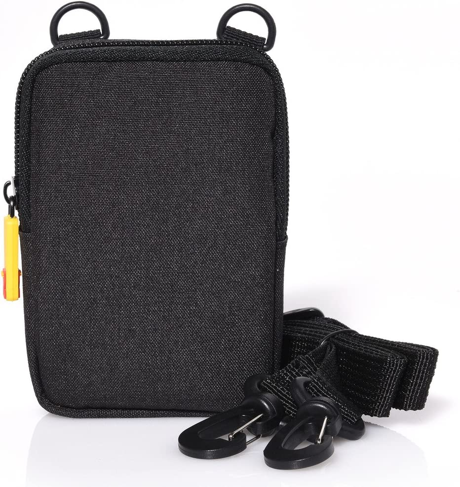 Kodak Soft Camera Case For The Kodak Printomatic Instant Camera - Black
