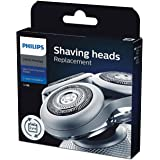 Philips SH98/80 Replacements Shaver Heads for Series 9000 Prestige, Light Grey Design