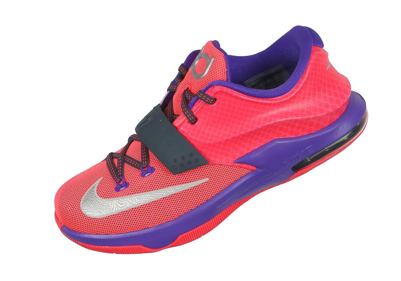 new style 024d3 997ee Amazon.com   Nike KD VII Hyper Punch sz 6Y Youth Grade School Purple 669942  601   Basketball