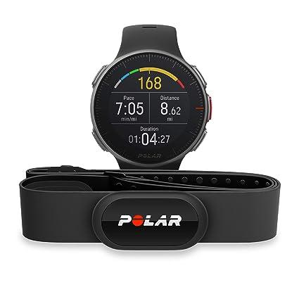 dc774848ebb Amazon.com : Polar Vantage V Pro Multisport Watch W/ HR Black ...