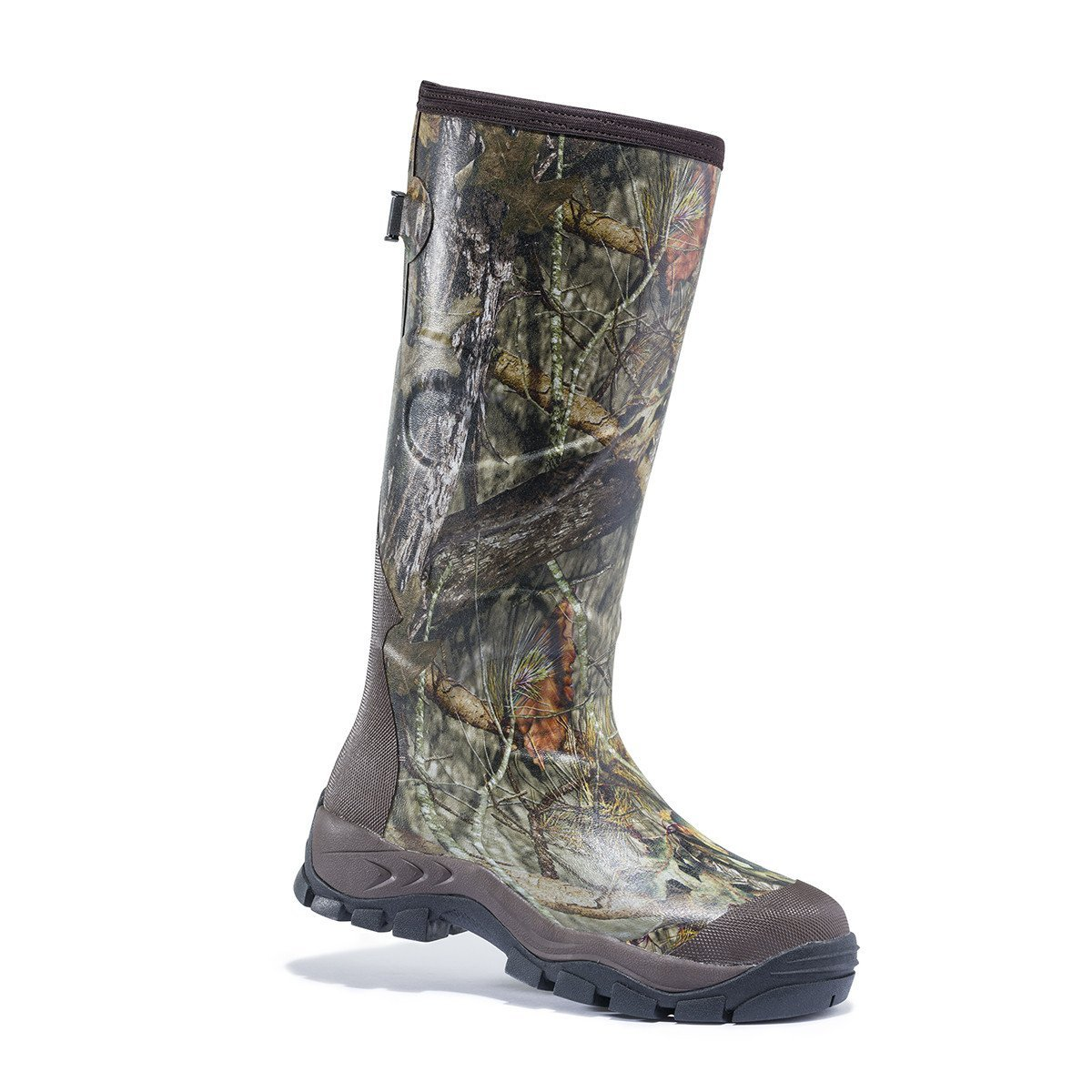 Browning Men's 17'' X-Vantage 800g Rubber Boot | Mossy Oak Country | Size 11