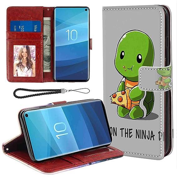 Amazon.com: Wallet Case Compatible for Samsung Galaxy S10+ ...