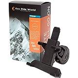 Eco Ride World オートバイ 自転車用 タブレットホルダー マウント 安全バンドゴム付き is_030