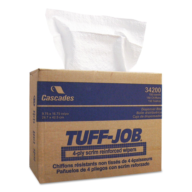 CSD34200 - Tuff-Job Scrim Reinforced Wipers