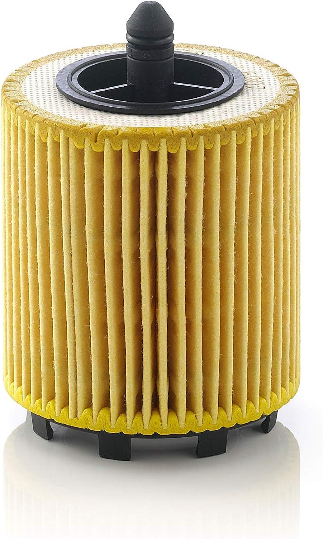 Original Mann Filter Ölfilter Hu 6007 X Ölfilter Satz Mit Dichtung Dichtungssatz Für Pkw Auto