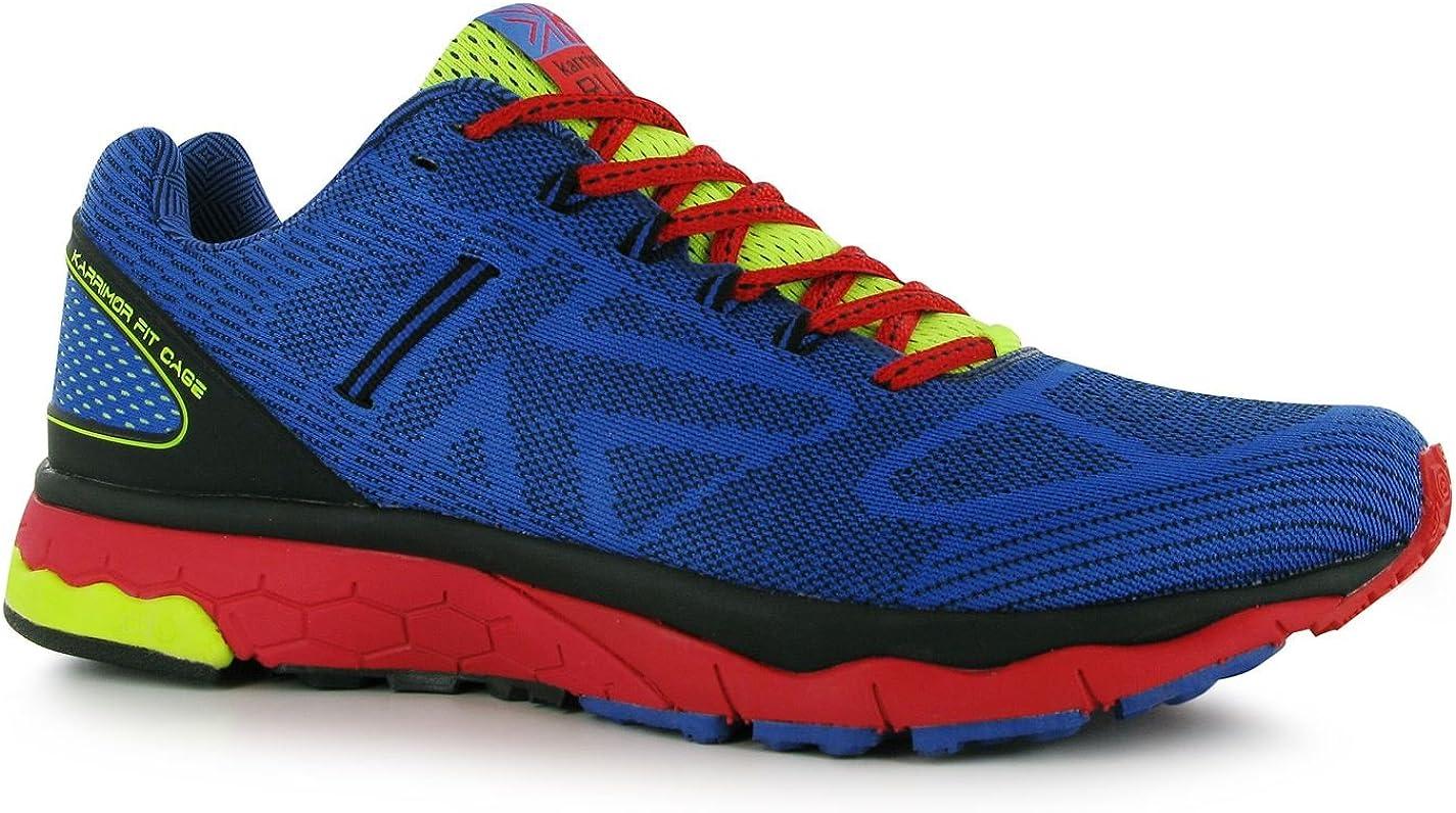 Karrimor - Zapatillas de running para hombre azul, rojo UK 11 (45): Amazon.es: Ropa y accesorios