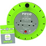 PIFCO EXT1038 10m 2-Way Extension Reel