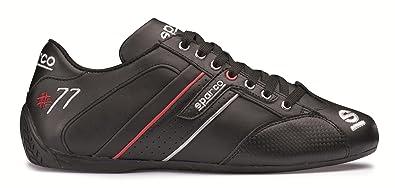 2c6d0bc14d chaussures sparco time 77 en cuir et tissu pour homme