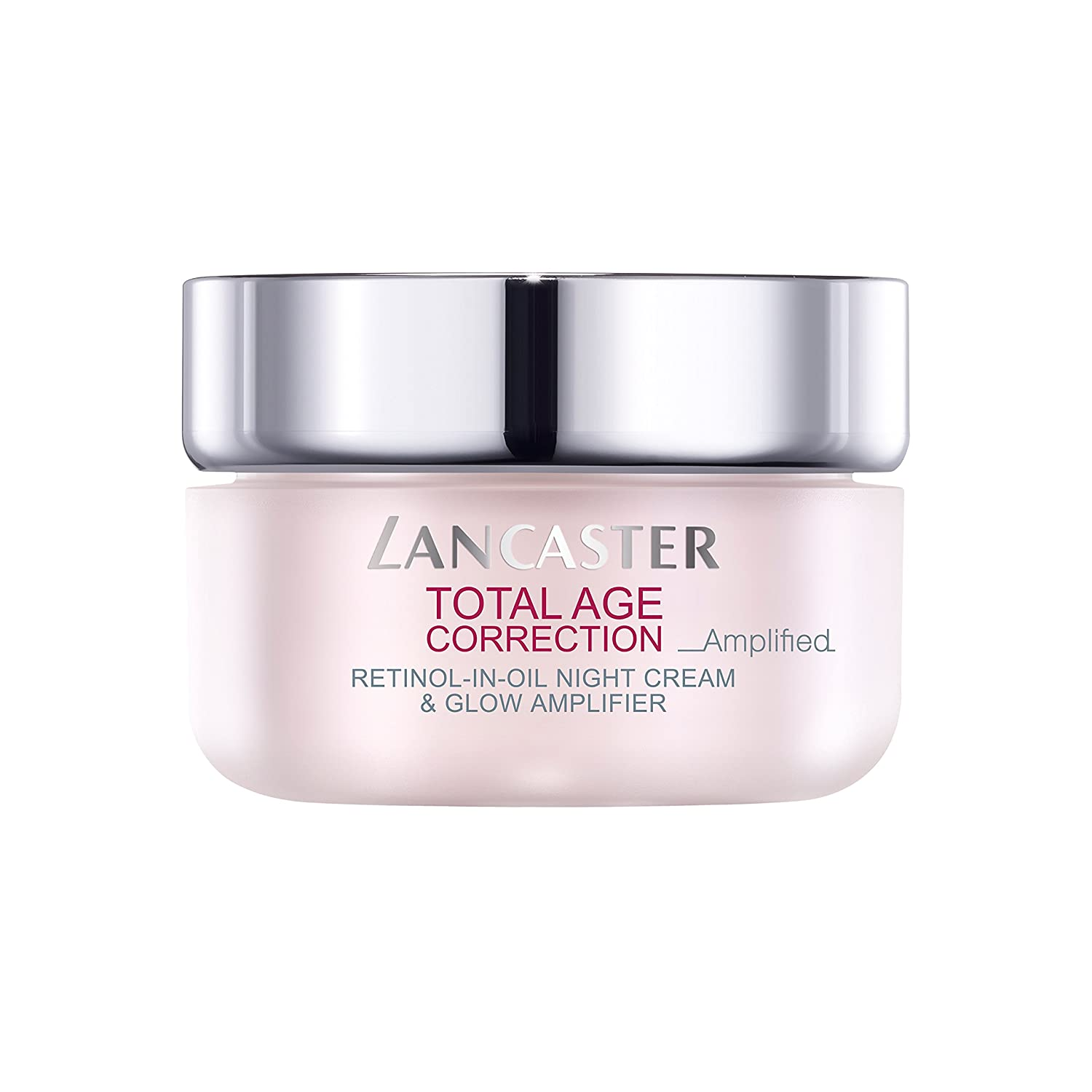 Lancaster Total Age Correction Amplified Retinol-in-Oil Night Cream and Glow Amplifier, 50 ml Coty 40661021000