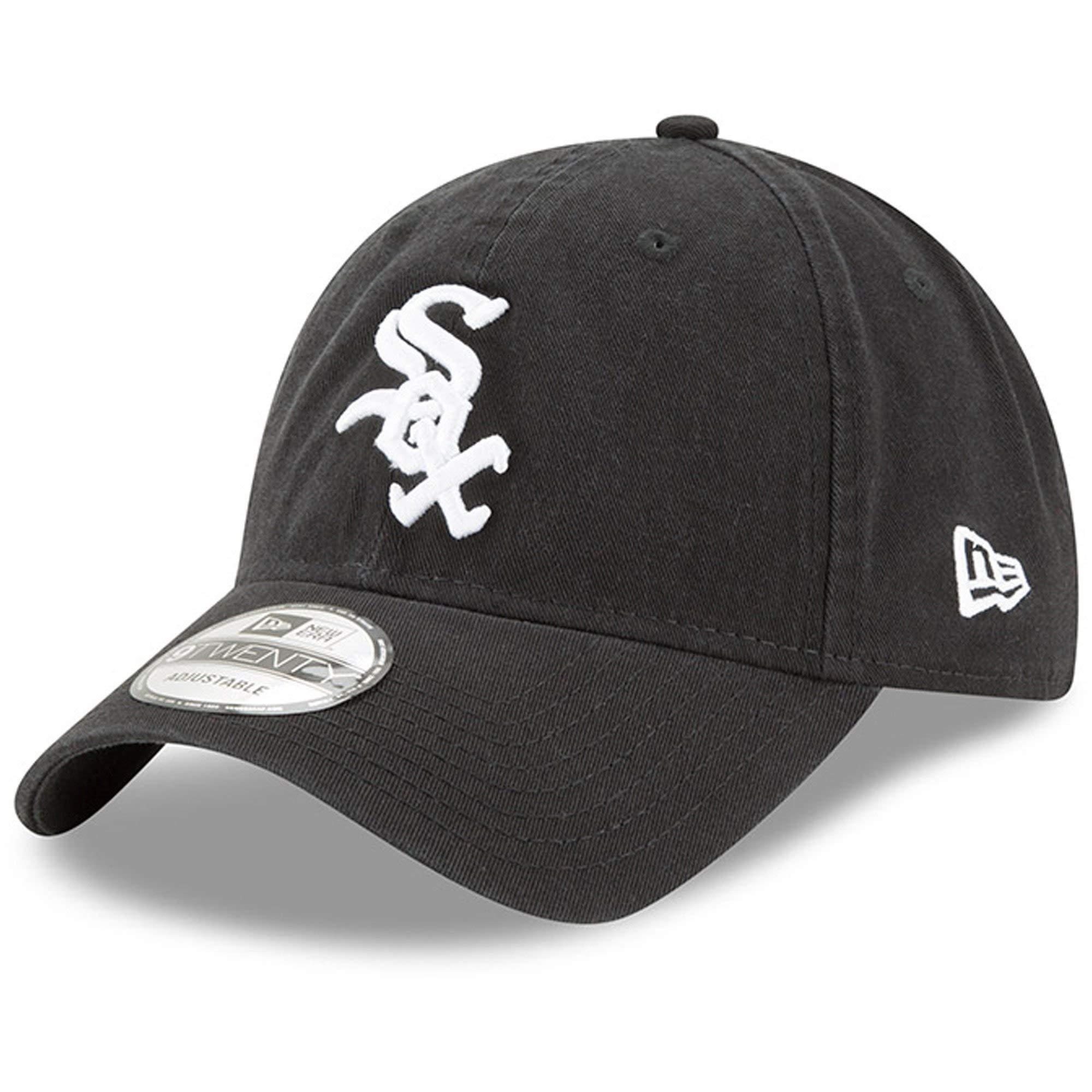 New Era Chicago White Sox Game Replica Core Classic 9TWENTY Adjustable Hat