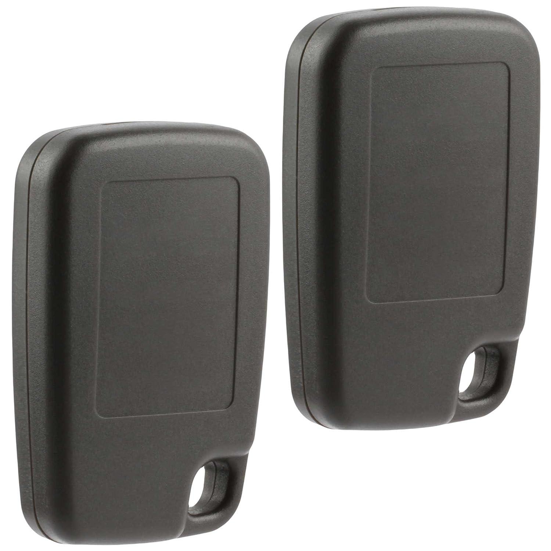 Car Key Fob Keyless Entry Remote fits Volvo 850 960 S60 S80 V70 V90 XC-70 XC-90 Set of 2 USARemote HYQ1512J, 9166200
