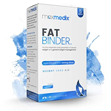 Fat Binder Scientifically Proven Weight Loss Aid 30 Amazon Ca