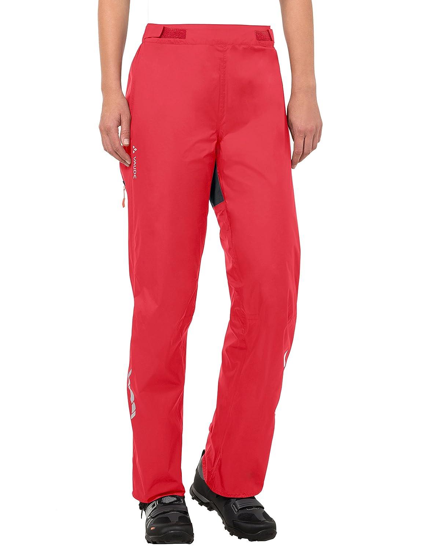 Vaude Tremalzo Rain Pants, Womens, Hose Tremalzo Rain Pants
