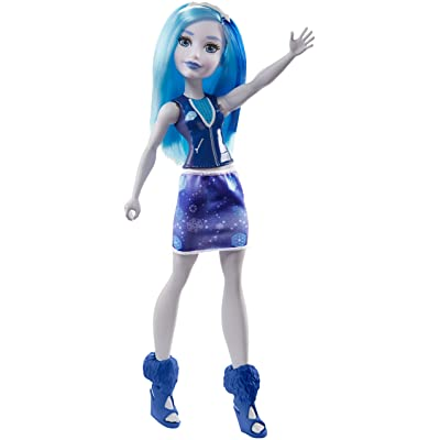 DC Super Hero Girls Gymnastics Frost Doll: Toys & Games
