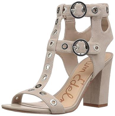 1b88bc22ab730 Sam Edelman Women s Eyda Dress Sandal Bistro Suede 5 ...