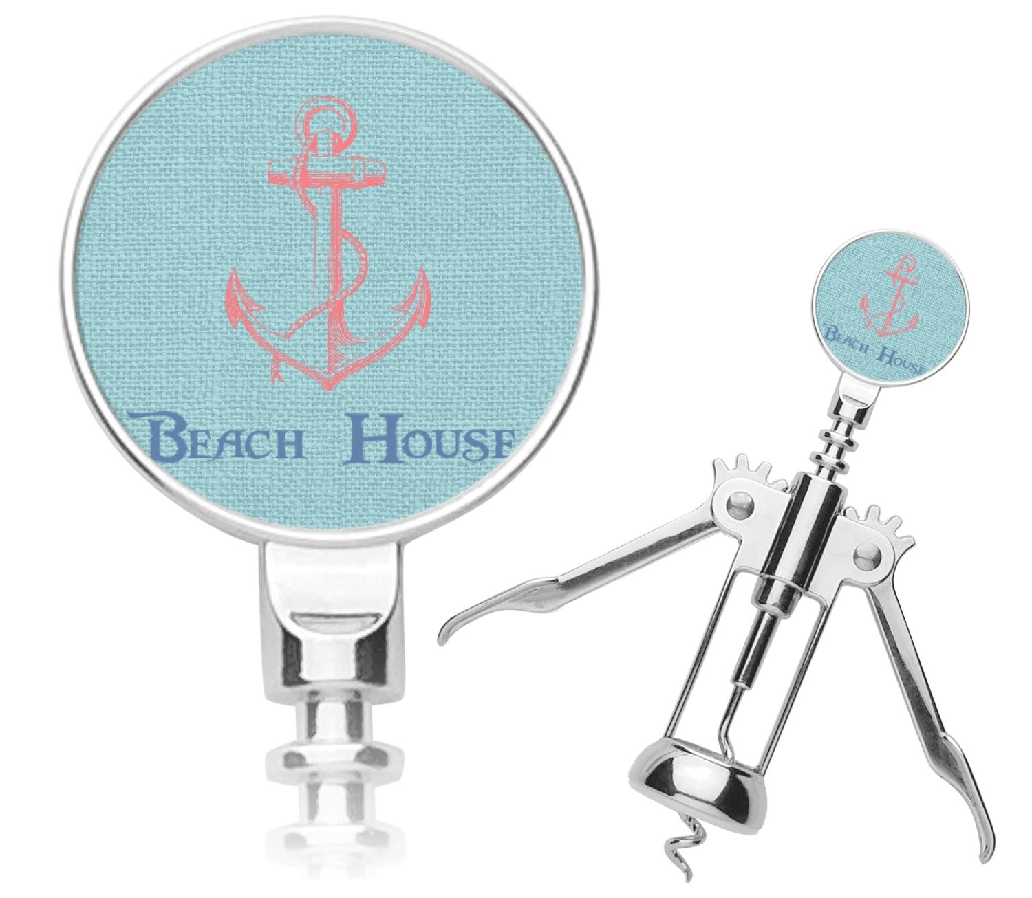 Chic Beach House Corkscrew