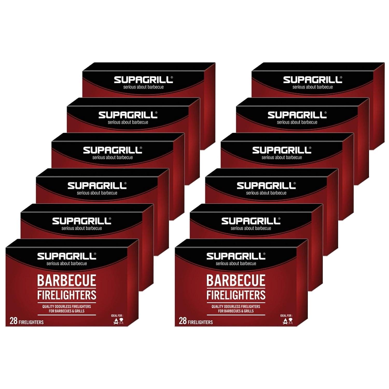 Supagrill Barbacoa Firelighters Safe Odourless Instant para ...