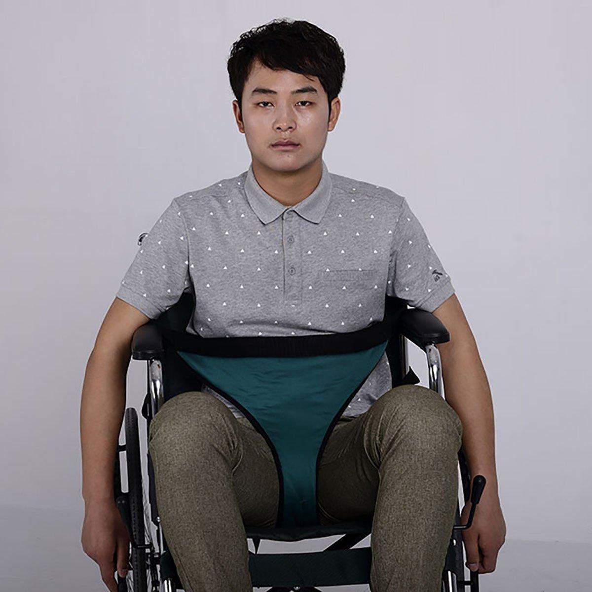 Chenhon Soft Cushion Belt, for Wheelchair or Bed (Green)