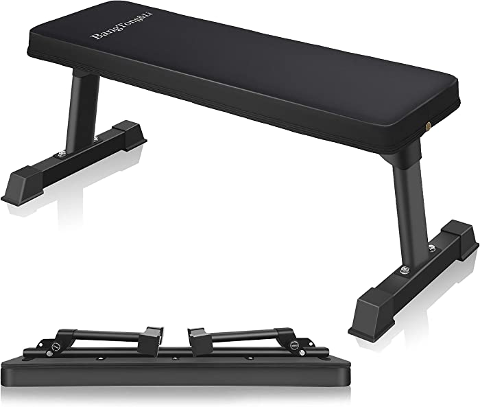 The Best Home Workout Bench Folding