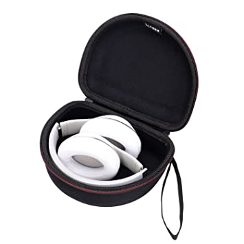 LTGEM EVA - Funda rígida para Auriculares Beats Studio inalámbricos/con Cable para Auriculares y