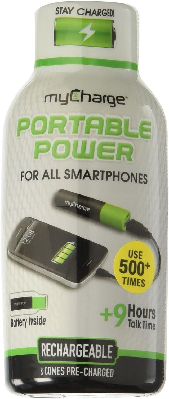 MyCharge MyCharge Energy Shot (2000 mAh) Portable Power Bank (Metalics)